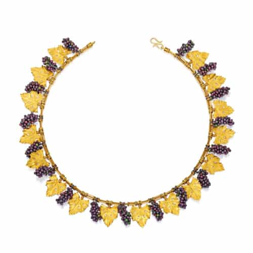 Castellani Grape Necklace.jpg