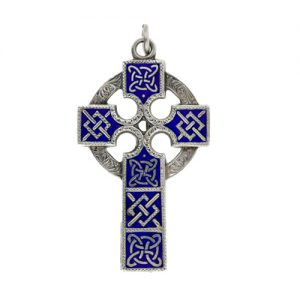Celtic Cross from 19th Century Scotland. Courtesy of Lang Antiques.
