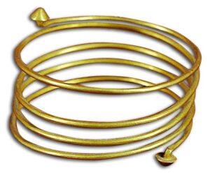 Celtic Spiral Bracelet
