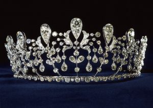 The Bourbon Parme Tiara c.1915 is Emblematic of the House of Chaumet.