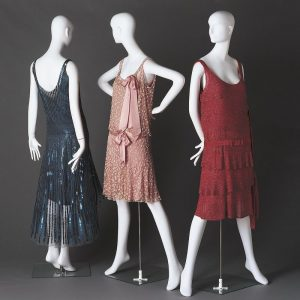 Dresses by Coco Chanel c. 1925.