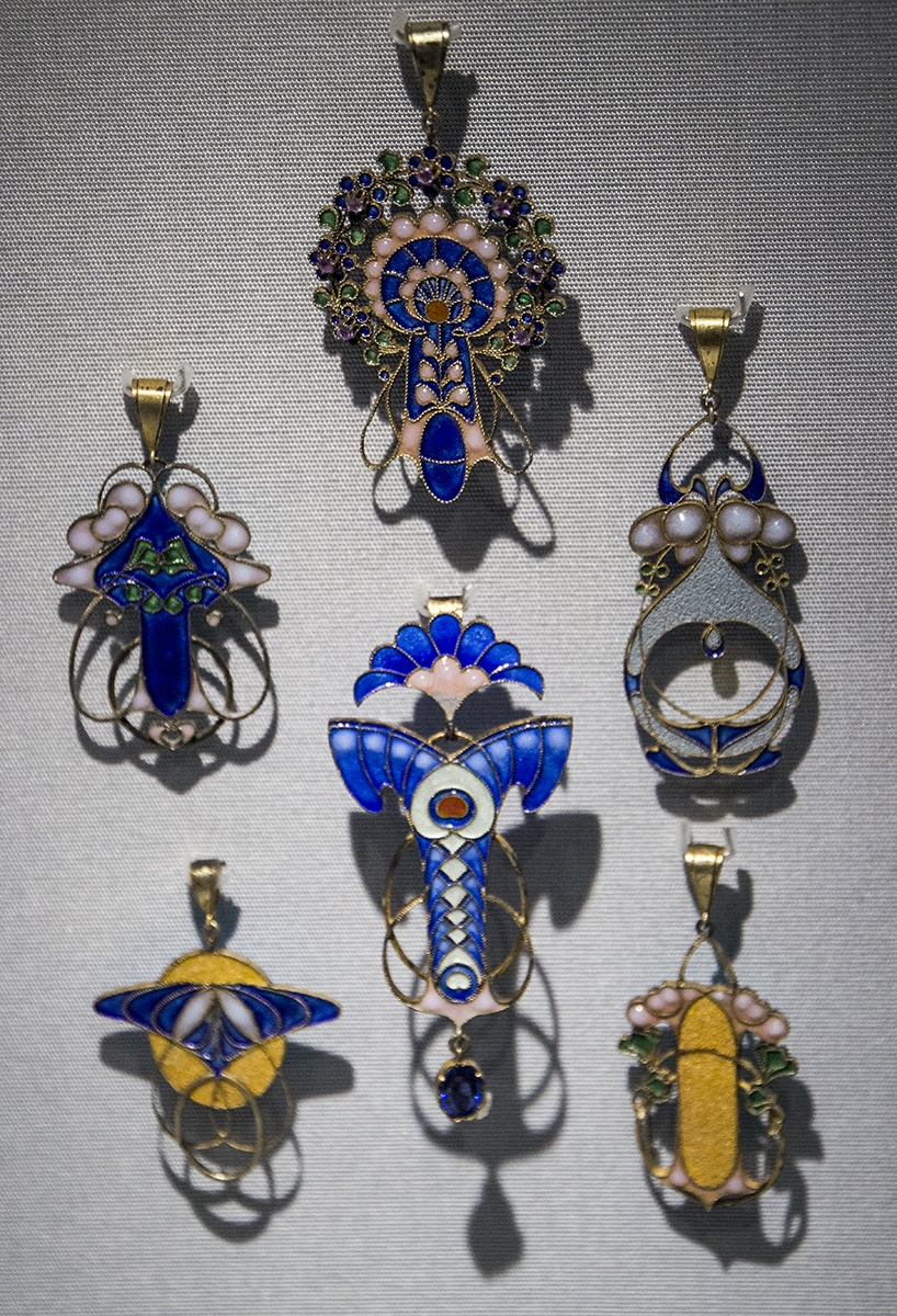 Collection Art Nouveau Pendants.jpg