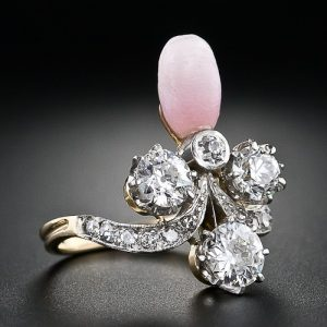 Conch Pearl Ring.