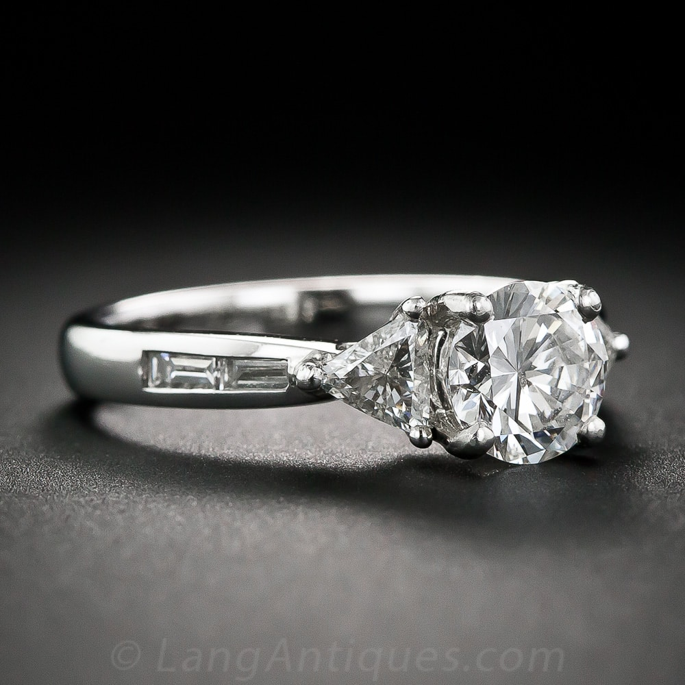 band cut styles princess bands diamond ring carat engagement