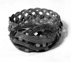 Steel Bracelet c. 18th Century.