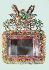 Darya-e-Noor Diamond.