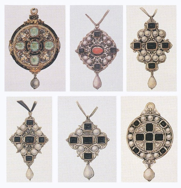 Designs for Pendant Jewels by Hans Holbein .jpg