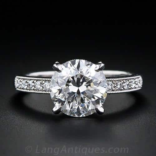 Diamond Engagement Ring with Melee Shank.jpg