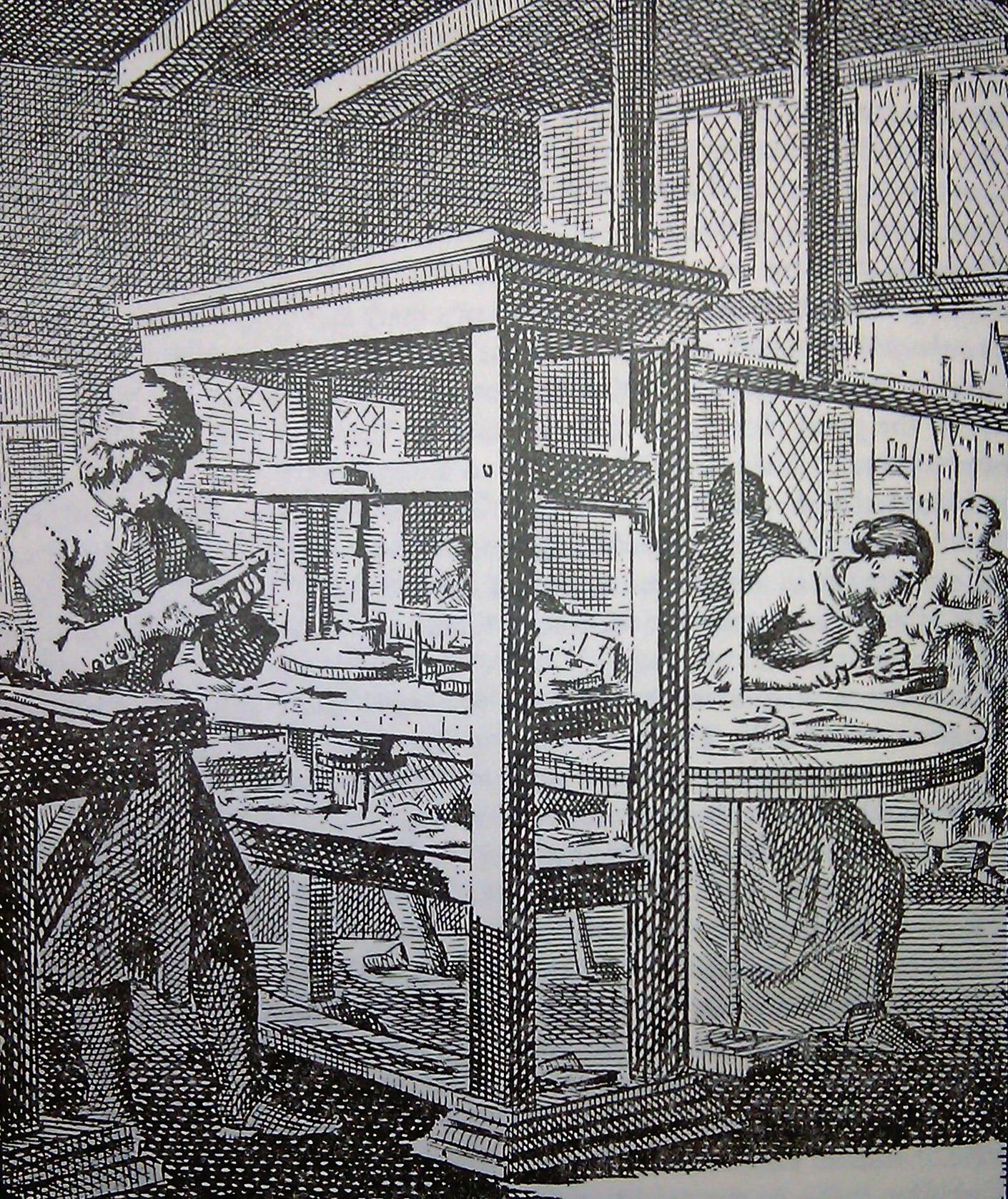 A History Of Diamond Cutting Aju