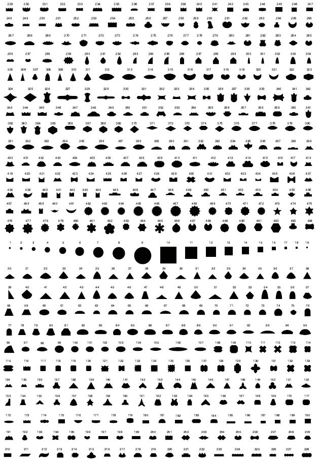 Draw Plate Holes