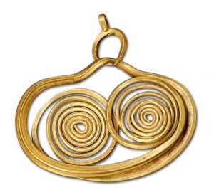 Mycenaean Earring