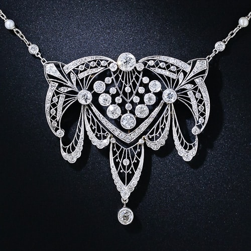 Edwardian Diamond Lavaliere Necklace.jpg