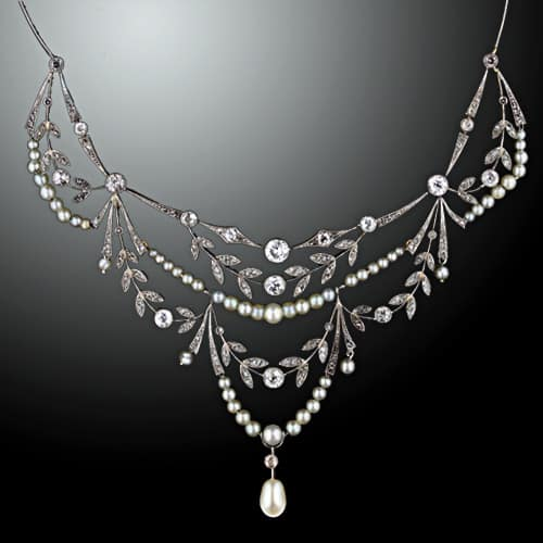 Edwardian Diamond Necklace.jpg