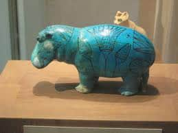 Egyptian Blue Faience