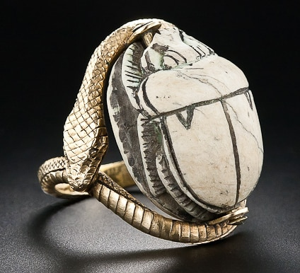 Egyptian Revival Scarab Ring.jpg
