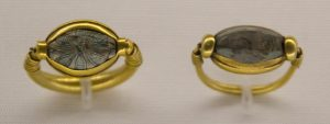 Egyptian Rings.