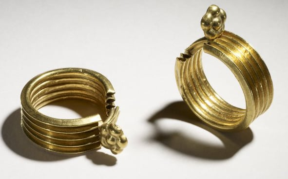 earrings ancient guillaumeblanchard ramessesivring culture art egyptian jewelry