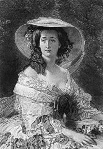 Empress Eugenie (1853-1871)