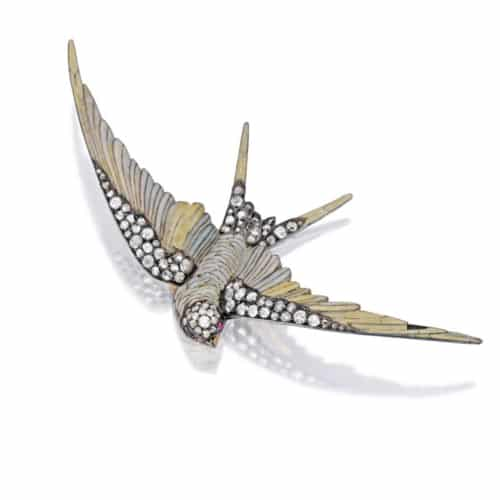 Enamel Swallow Brooch.jpg