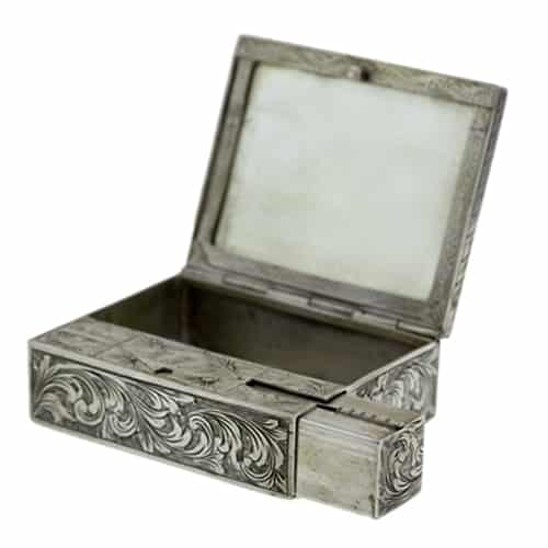 Engraved Silver Compact open 1194.jpg