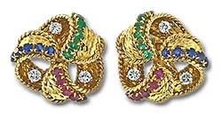 Fifties Multistone Earrings.jpg