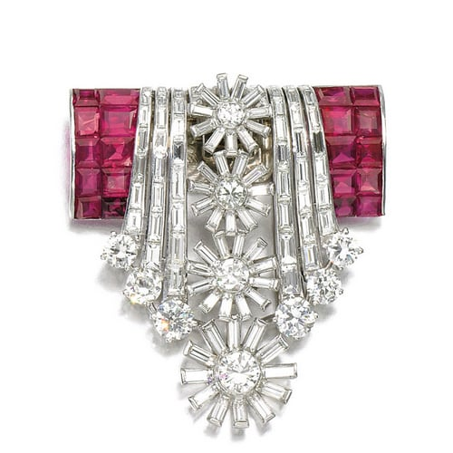 Fifties Ruby Diamond Clip Brooch.jpg