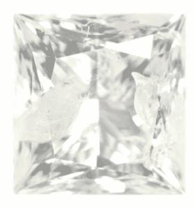 Glass Filled Diamond.