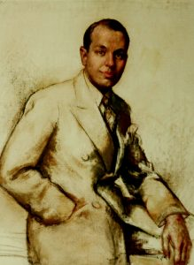 Paul Flato Portrait, c.1937.