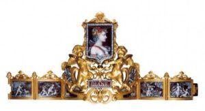 Renaissance Revival Bracelet by Alphonse Fouquet.