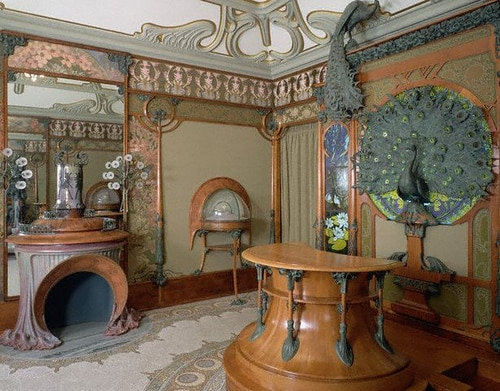 Art nouveau jewelry aju for Arredamenti stile liberty