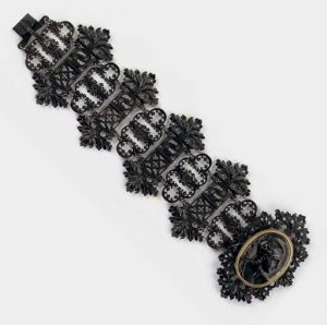 Geiss Ironworks Gothic Revival Bracelet. Photo Courtesy of Christie's.