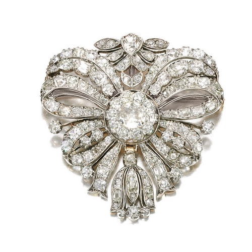 Georgian Diamond Brooch.jpg