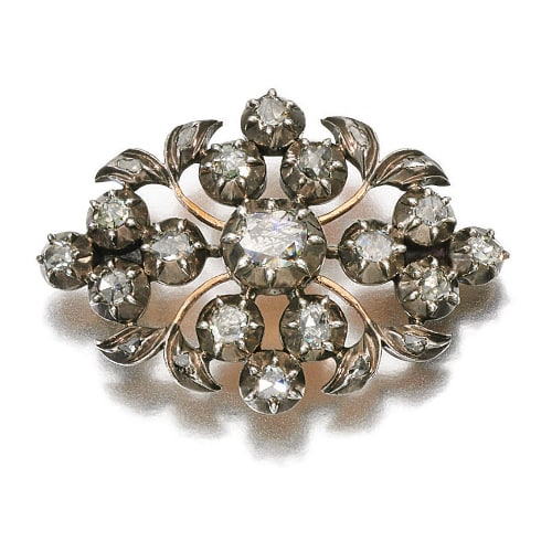 Georgian Foliate Diamond Brooch.jpg