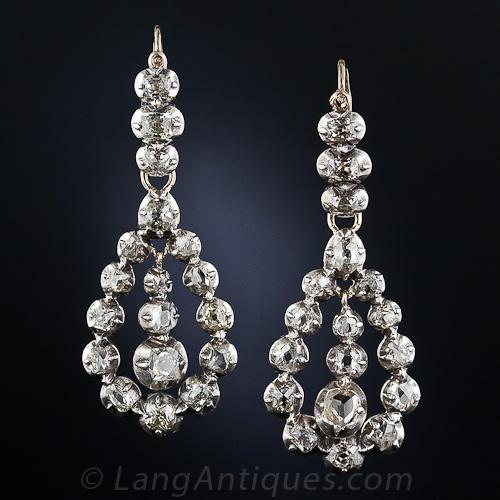 Georgian to Victorian Diamond Earrings.jpg