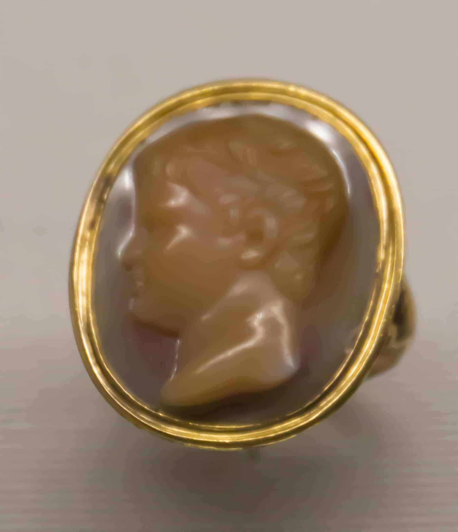 Gold Gilded Brass Agate Cameo Italy Late 18th Century.jpg