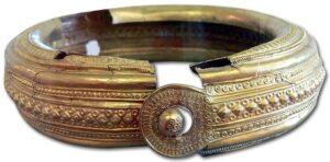 Golden Neck Ring, c.550 BC
