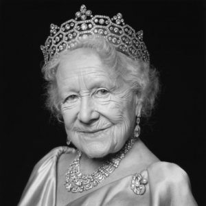 The Greville Tiara Worn by The Queen Mother, One of her Most Favorited Tiaras.