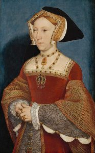 Portrait of Jane Seymour, 1536-1537.