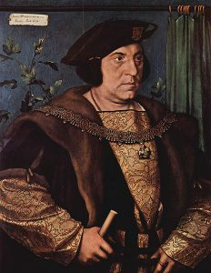 Portrait of Sir Henry Guildford, 1527
