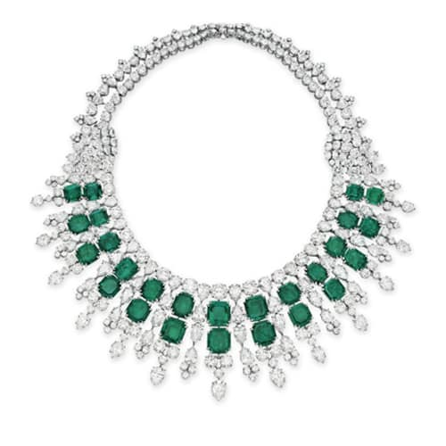 Harry Winston Emerald Diamond Necklace.jpg