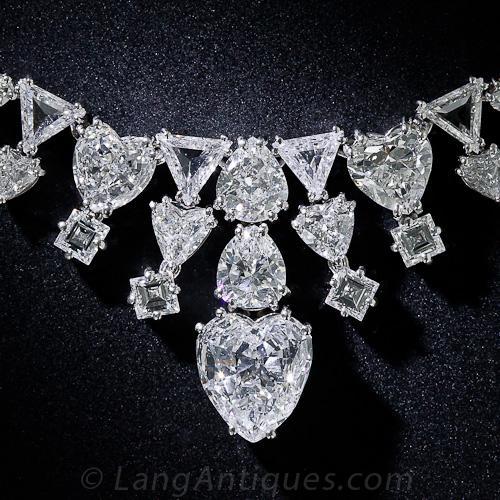 Heart-Shaped Diamond.