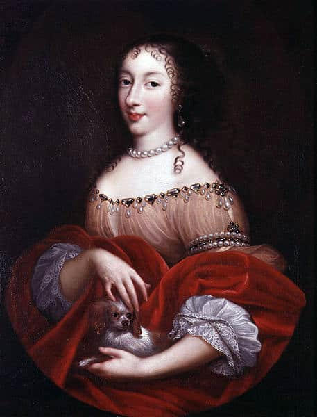Henrietta Anne Duchess of Orleans by Pierre Mignard.jpg