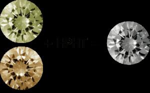 HPHT Diamond Diagram.