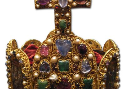 Imperial Crown W Germany Second Half 10th Century