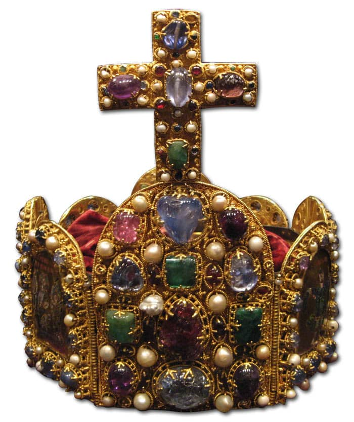 Imperial Crown W Germany Second Half 10th Century.jpg