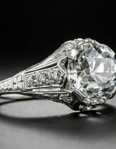 JE_Caldwell_Art_Deco_Diamond_Ring