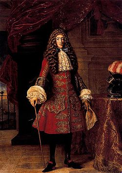 Portrait of Don Luis de la Cerda, later IX Duke of Medinaceli (or Medinacelli), (1654–1711)
