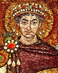 Justinian.