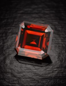 Kazanjian Red Diamond. ©Tino Hammid, Los Angeles