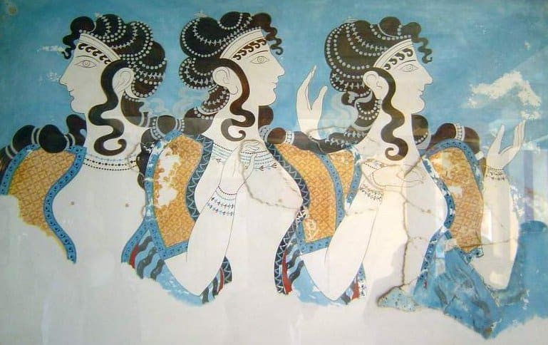 Knossos Fresco Women.jpg